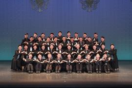 102期生文化祭集合記念写真