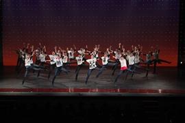 第三部ダンスコンサート プロローグ