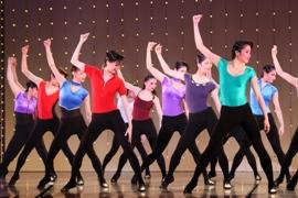 第3部 ダンス・コンサート プロローグ ジャズダンス