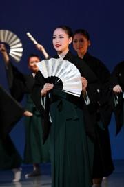 第1部 日本舞踊 清く正しく美しく