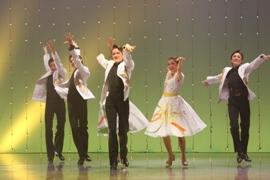 フィナーレ タップダンス